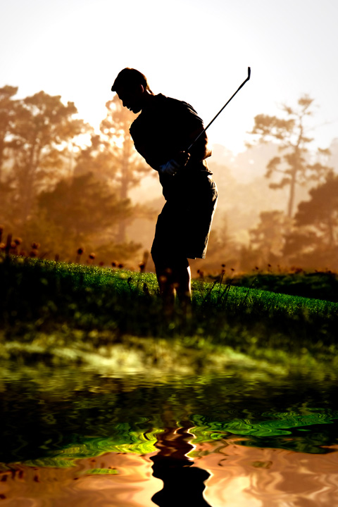 Playing Around On Our Honeymoon